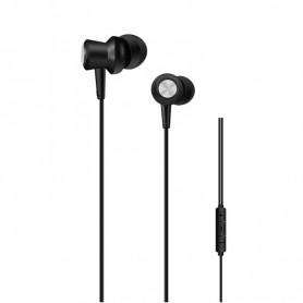 Casti In-Ear Lito W1 Super Bass Stereo Cu Microfon Si Cablu De 3.5mm Si Lungimea De 1.2m - Negru