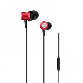 Casti In-Ear Lito W1 Super Bass Stereo Cu Microfon Si Cablu De 3.5mm Si Lungimea De 1.2m - Rosu